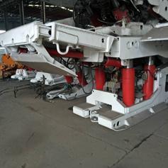 销售维修新疆二手煤矿用液压支架ZF3800型号