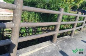 仿木栏杆一米报价多少?在哪里采购仿木栏杆好?