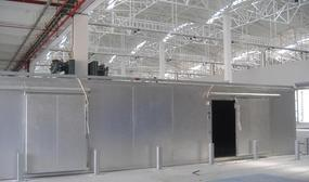 节能保温 绿色环保 组合冷库