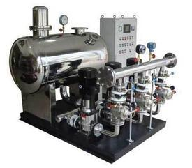 无负压变频成套供水设备