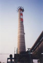 广东砖烟囱维修拆除公司
