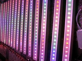 彩色LED大功率洗墙灯