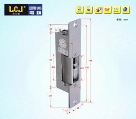 LCJ力士坚电锁口OC3201K