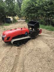 全程耕作机械化遥控履带自走式果园管理一体机