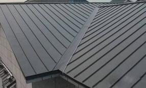 供应晋城市yx65-430型铝镁锰合金屋面板
