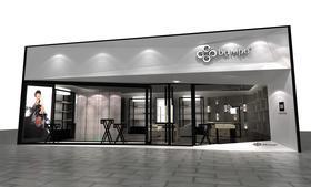 包包专卖店设计 店面设计 门面设计