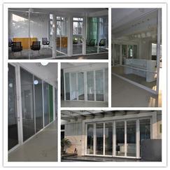成品玻璃隔断是办公装修设计宠儿,尚高隔断墙卓越品质