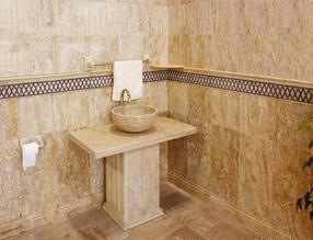 洞石洗手盆QD-VANITY 2009008
