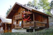 碳化木别墅