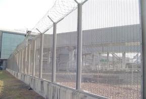 机场围墙网飞机场隔离网栏