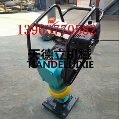 HCR-110 汽油动力夯实机   5.5马力立式汽油冲击夯  基建用汽油冲击夯