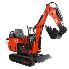 小型挖掘机家用微型农用小挖机工程果园挖沟机多功能挖掘机小钩机