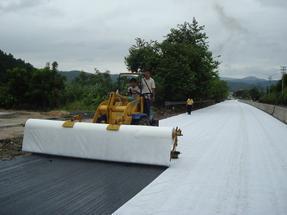 【福建】三维复合排水网填埋场路基专用常年供应
