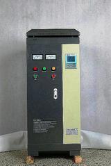 22kW可控硅全时在线一体式软启动碎石机控制柜