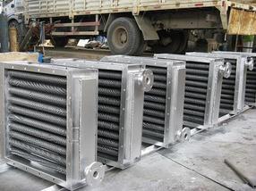 空气能散热器