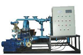 三调机水-水换热机组