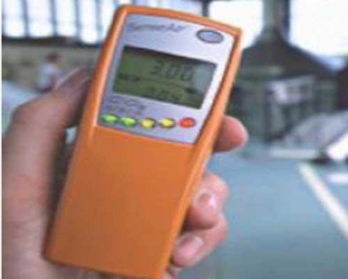 手持式二氧化碳报警仪