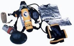 供应消防员装备,呼吸器