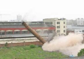 烟筒拆除公司