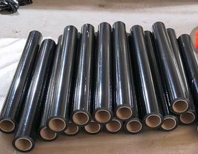 加厚黑色防渗塑料薄膜13丝*3米宽