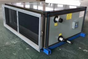 KDS-3射流式空调机组配带球形喷口