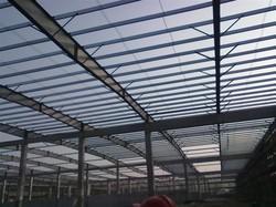 青岛钢结构厂房设计,加工,安装