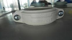 建支饮用水硅胶圈涂塑沟槽管件