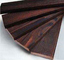 碳化木批发