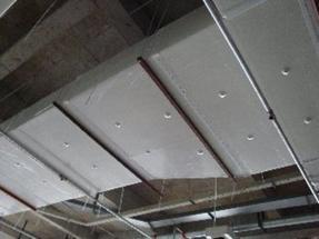 电站空调系统专用彩钢风管/低热损彩钢风管