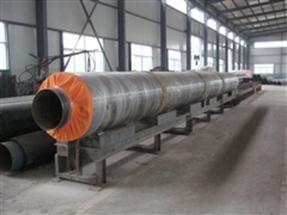 供应钢套钢直埋式预制蒸汽保温管
