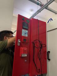 机械设备加工中心专用自动灭火系统(厂家直销全国供应上门安装)
