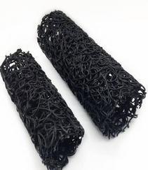 聚乙烯塑料乱丝渗水盲沟管-塑料盲沟厂家出售