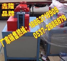 供应XHCX-32钢筋除锈机十六生产经验