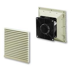 雷普机柜专用通风窗带风机FK6623.230