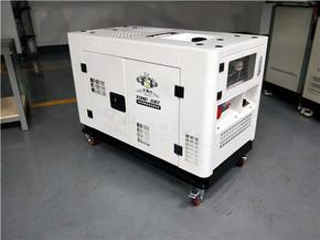 三相380V10kw柴油发电机价格