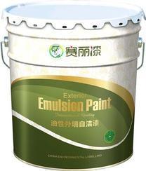 北海外墙工程漆北海外墙漆价格赛丽漆油性外墙自洁漆