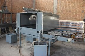 bdcj彩石金属瓦生产设备