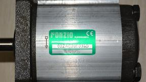 意大利RONZIO同步器同步马达FDRC030552WVBJ质保一年