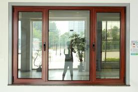 欧势系统门窗95系列内开内倒钢纱一体窗