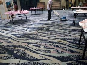 南京地毯清洗辦公地地毯賓館地毯酒店地毯清洗公司
