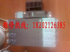 西门子S120伺服驱动器红灯亮维修
