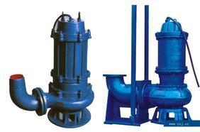 排污泵:WQ型��水�o堵塞排污泵