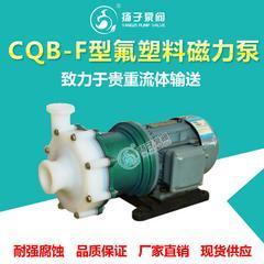 CQB-F型氟塑料磁力泵耐碱泵卸酸泵抽酸泵