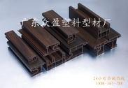厂家直销 优质塑钢型材 彩色pvc塑钢型材 塑钢门窗型材