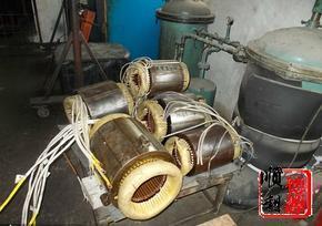 开利水源热泵中央空调机组保养