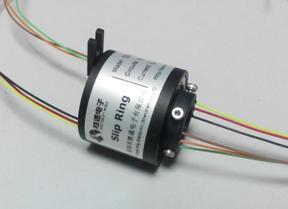 信号滑环,动力混合型精密导电滑环