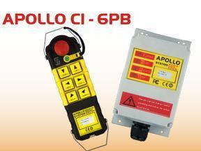 APOLLO阿波罗工业遥控器C1-6PB