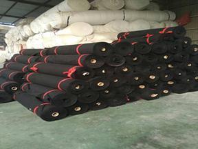 400克黑色土工布每平米价格