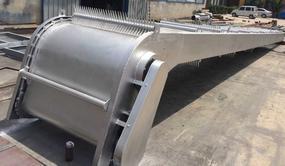 不銹鋼清污機、不銹鋼格柵清污機定制