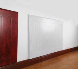 墙暖新品薄型墙围式暖气片结构设计科学经久耐用新型暖气片
